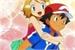 Fanfic / Fanfiction Ash e Serena-historia de amor verdadeiro!