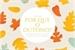 Fanfic / Fanfiction Por que o Outono?
