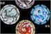 Fanfic / Fanfiction Yin e Yang - Os Medalhões dos Deuses Celestiais