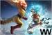 Fanfic / Fanfiction Goku vs Saitama uma luta entre dois universos