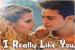 Fanfic / Fanfiction I Really Like You