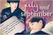 Fanfic / Fanfiction July and September - Chanbaek