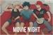 Fanfic / Fanfiction Movie Night