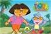 Fanfic / Fanfiction Dora, a demente