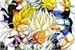 Fanfic / Fanfiction Dragon Ball Sagas