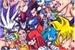 Fanfic / Fanfiction Dragon Road - Sonic X Dragon Ball Z