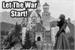 Fanfic / Fanfiction Let The War Start - Interativa BTS