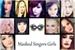 Fanfic / Fanfiction Masked Singers Girls - Interativa (Naruto)