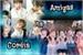 Fanfic / Fanfiction 5 Amigas na Coréia