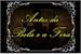 Fanfic / Fanfiction Antes da Bela e a Fera