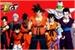 Fanfic / Fanfiction Dragon Ball Super GT