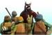 Fanfic / Fanfiction Ficha dos novos personagens das tartarugas ninja