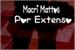 Fanfic / Fanfiction Macri Mattos Por Extenso