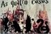 Fanfic / Fanfiction As Quatro Casas (Interativa HP)