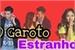 Fanfic / Fanfiction O Garoto Estranho (Lutteo)