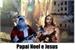 Fanfic / Fanfiction Papai Noel e Jesus contra os terraplanistas