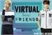 Fanfic / Fanfiction Virtual Friends
