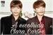 Fanfic / Fanfiction A escolhida - imagine Jungkook and Taehyung