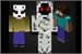 Fanfic / Fanfiction As Lendas do Minecraft - Interativa