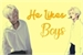Fanfic / Fanfiction He Likes Boys - Yoon Jeonghan