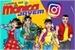 Fanfic / Fanfiction Instagram da Turma da Mônica jovem