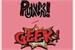 Fanfic / Fanfiction Punk-Geek!