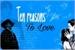 Fanfic / Fanfiction Ten Reasons to Love-imagine bts