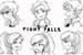 Fanfic / Fanfiction Fight Falls