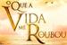 Fanfic / Fanfiction O Que a Vida me Roubou (DELENA)