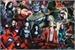 Fanfic / Fanfiction Avengers and the Pandora's Box