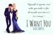Fanfic / Fanfiction I Want You - Percabeth