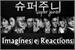 Fanfic / Fanfiction Super Junior Imagines e Reactions