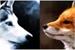 Fanfic / Fanfiction A raposa e o lobo