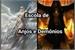 Fanfic / Fanfiction Anjos e Demônios (interativa)