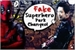 Fanfic / Fanfiction Fake Superhero Park Chanyeol