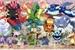 Fanfic / Fanfiction Pokemon adventures Beta