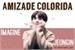Fanfic / Fanfiction Amizade Colorida-Imagine Jeongin Stray Kids