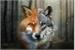 Fanfic / Fanfiction Black Fox