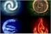 Fanfic / Fanfiction Elemental guardians - interativa