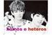 Fanfic / Fanfiction Homos e heteros - imagine hot BTS - Taehyung