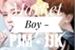Fanfic / Fanfiction Market Boy - PJM JJK