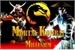 Fanfic / Fanfiction Mortal Kombat - Millenium