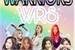 Fanfic / Fanfiction Warriors ( WRS) guerreiras nunca desistem