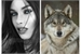 Fanfic / Fanfiction Bibidro: A vampira e lobo