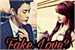 Fanfic / Fanfiction Fake Love?