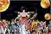 Fanfic / Fanfiction Goku e Saori A Sobrevivência Final