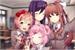 Fanfic / Fanfiction My New Reality - Doki Doki Literature Club