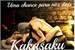 Fanfic / Fanfiction Uma chance para nós dois.. (Kakasaku)