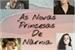 Fanfic / Fanfiction As Novas Princesas De Nárnia