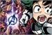 Fanfic / Fanfiction Crossover Boku no Hero e Marvel 2 :Lutas cósmicas.